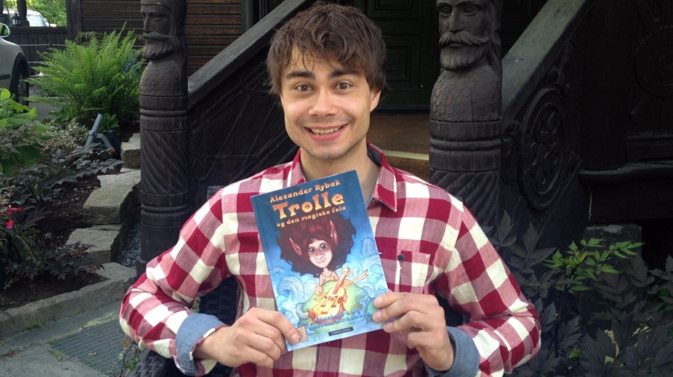 Alexander-Rybak-author