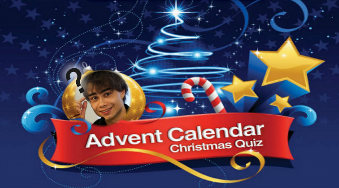23. December – Christmas Quiz – Rybak Style!