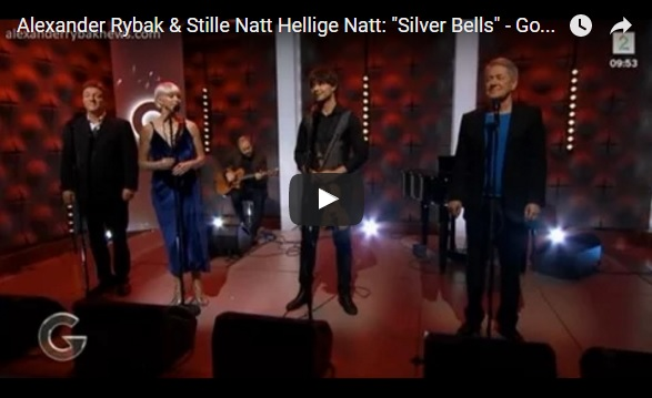 Alexander Rybak Silver Bells Advent 2015