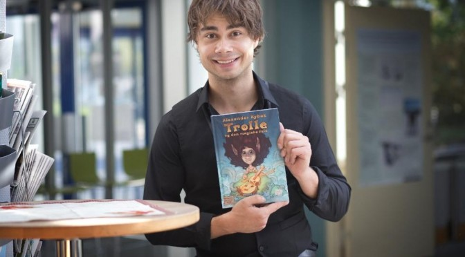 Children's book author – Interview on Eurostory.nl 10.02.2016