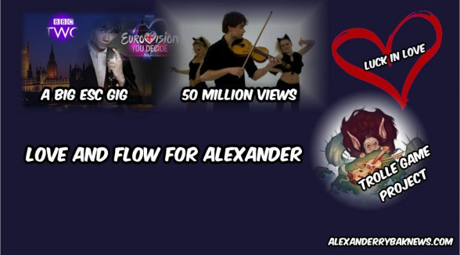Love and flow for Alexander