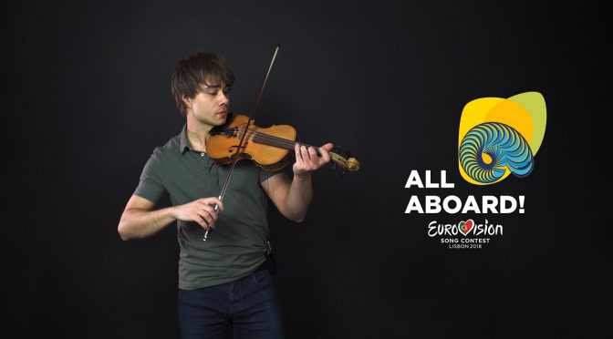 Violin jam of Eurovision songs – Alexander Rybak