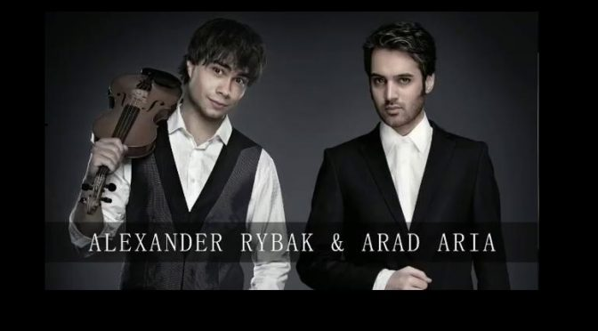 "Arad Aria Feat. Alexander Rybak – ""Bade To"" with lyrics"