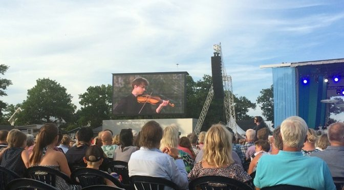 Alexander Rybak Performs at Victoriadagen: A fan report