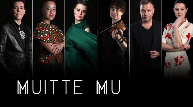 "Event: Alexander Rybak in the season premiere of NRK's TV-show ""Muitte Mu"", Saturday 10th of November 2018"