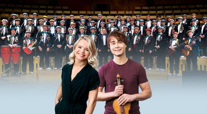 "Event: ""Syng med oss"" – concert with Song og Spelkorlaget, Alexander Rybak and Lisa Børud 26.1.2019"