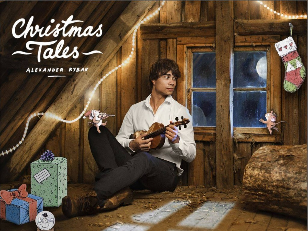 Christmas Tales Cover CD
